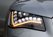 The feasibility and advancement of LED car lighting applications