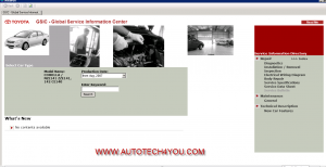 TOYOTA SERVICE MANUAL, AUTOTECH4YOU