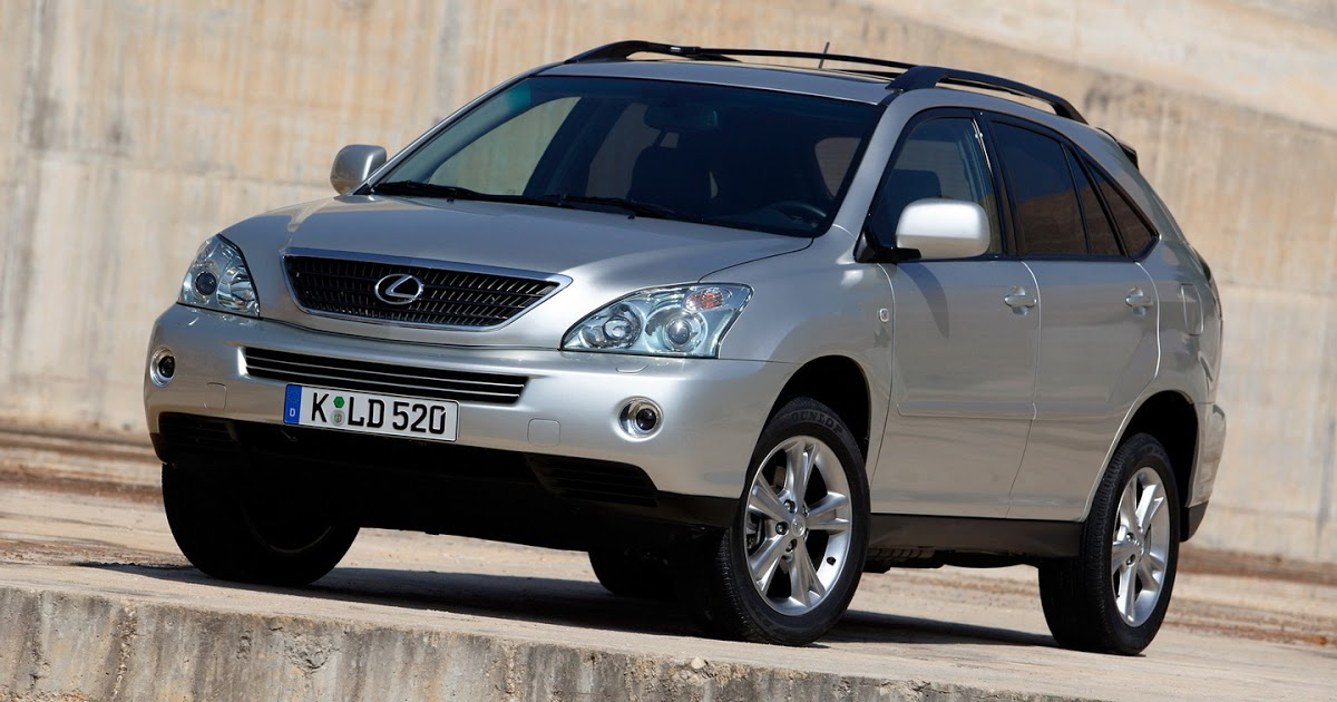 Lexus Rx400 shop manual