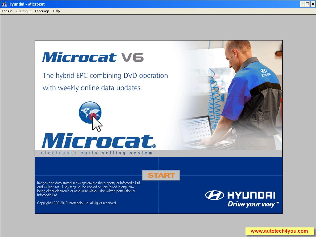 Hyundai Microcat