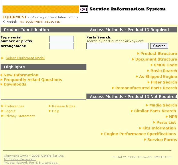system information system