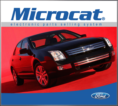 Ford Electronic Parts Catalog North America