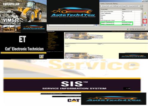 Caterpillar Software Package Full