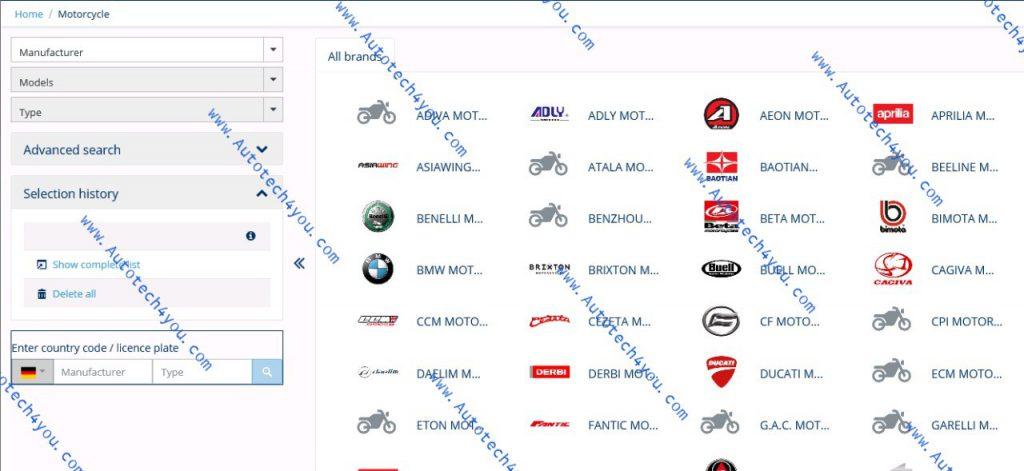 tecdoc brands