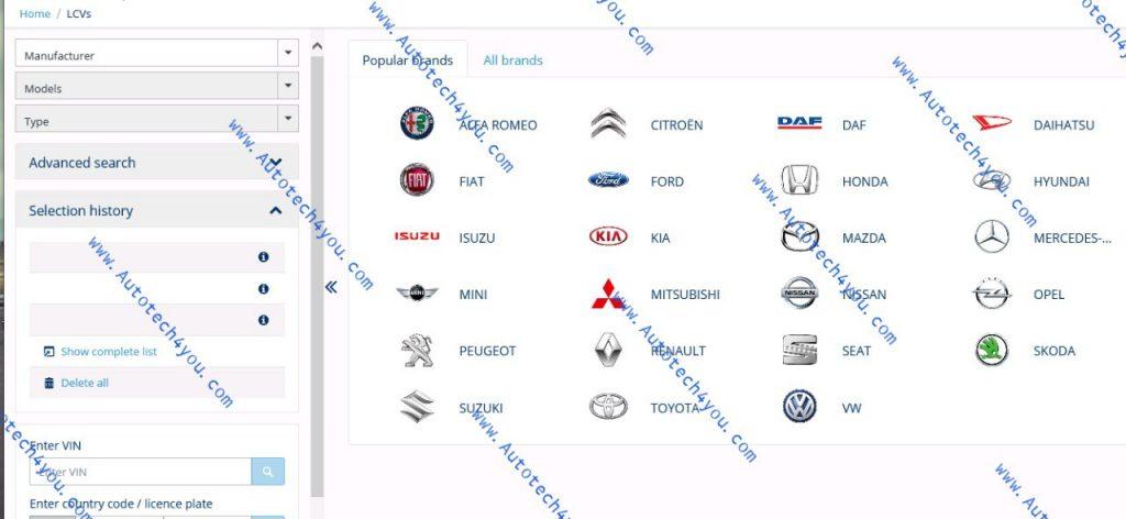 tecdoc all brands