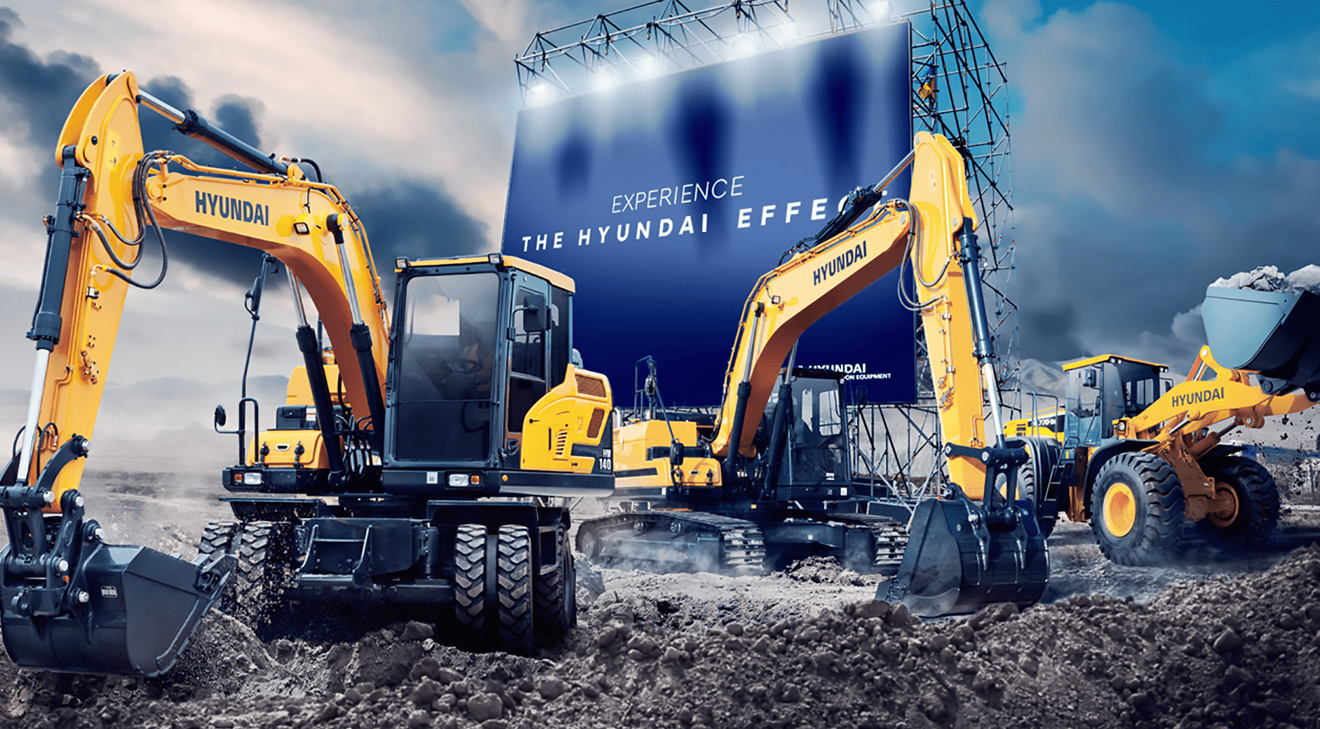 Hyundai Heavy equipment