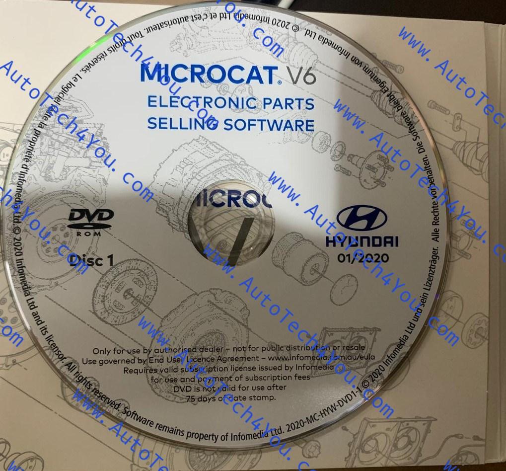 Microcat V6 Disc1