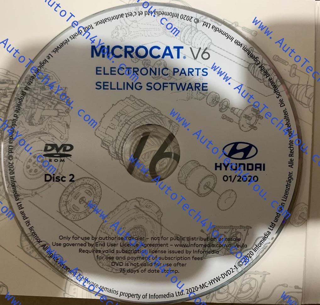 Microcat V6 Disc 2
