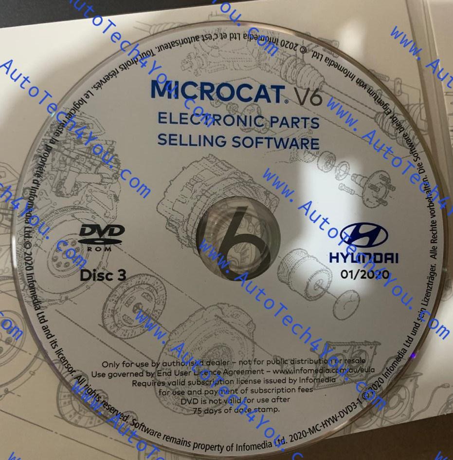 Microcat V6 Disc 3