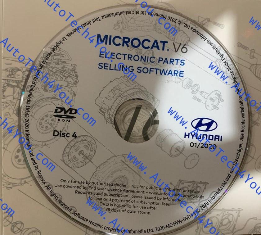Microcat V6 Disc 4