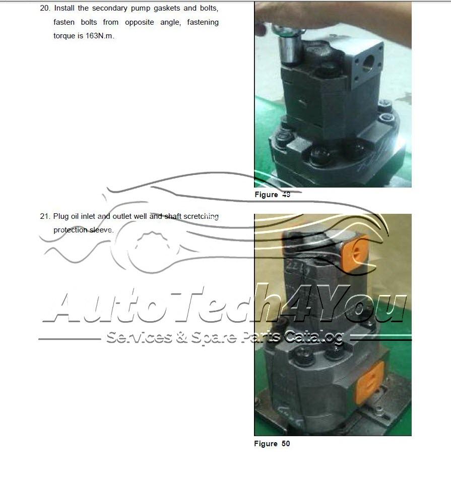 DOSSAN Hydraulic