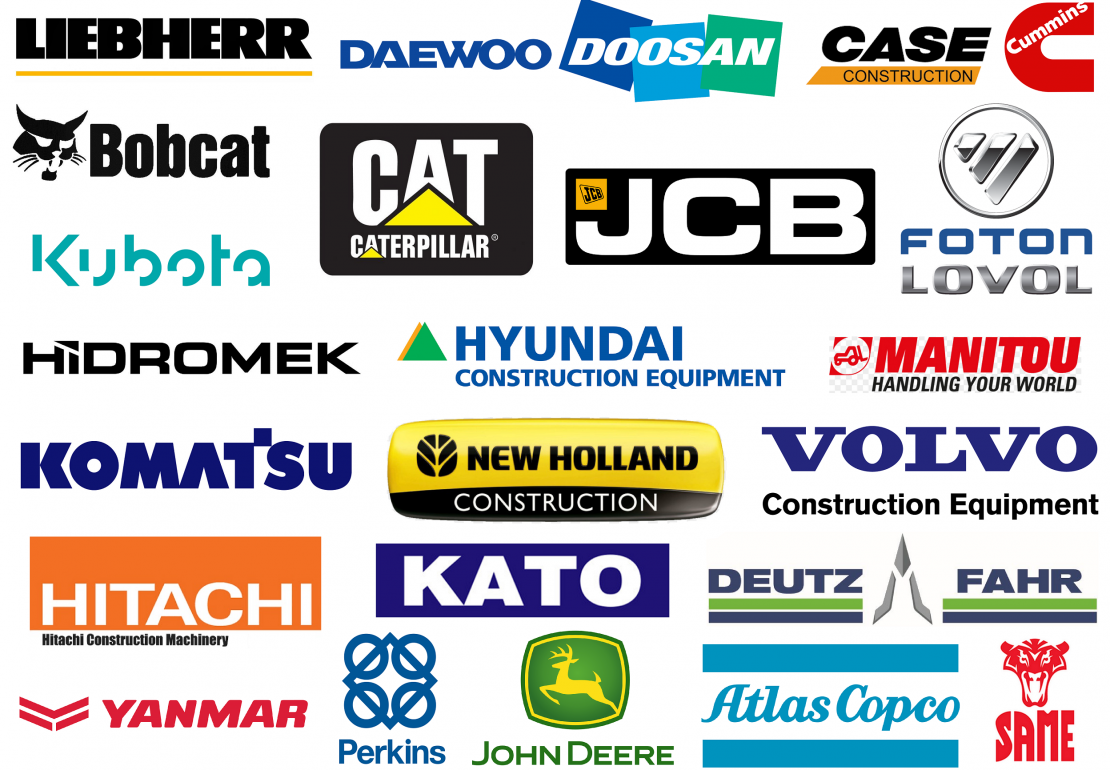 heavy equipment catalogs