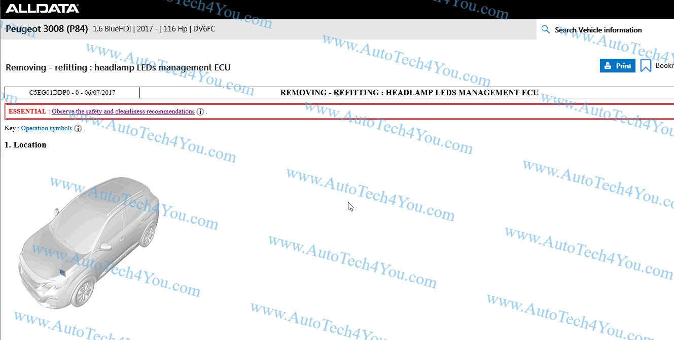 alldata diagnostic catalogs