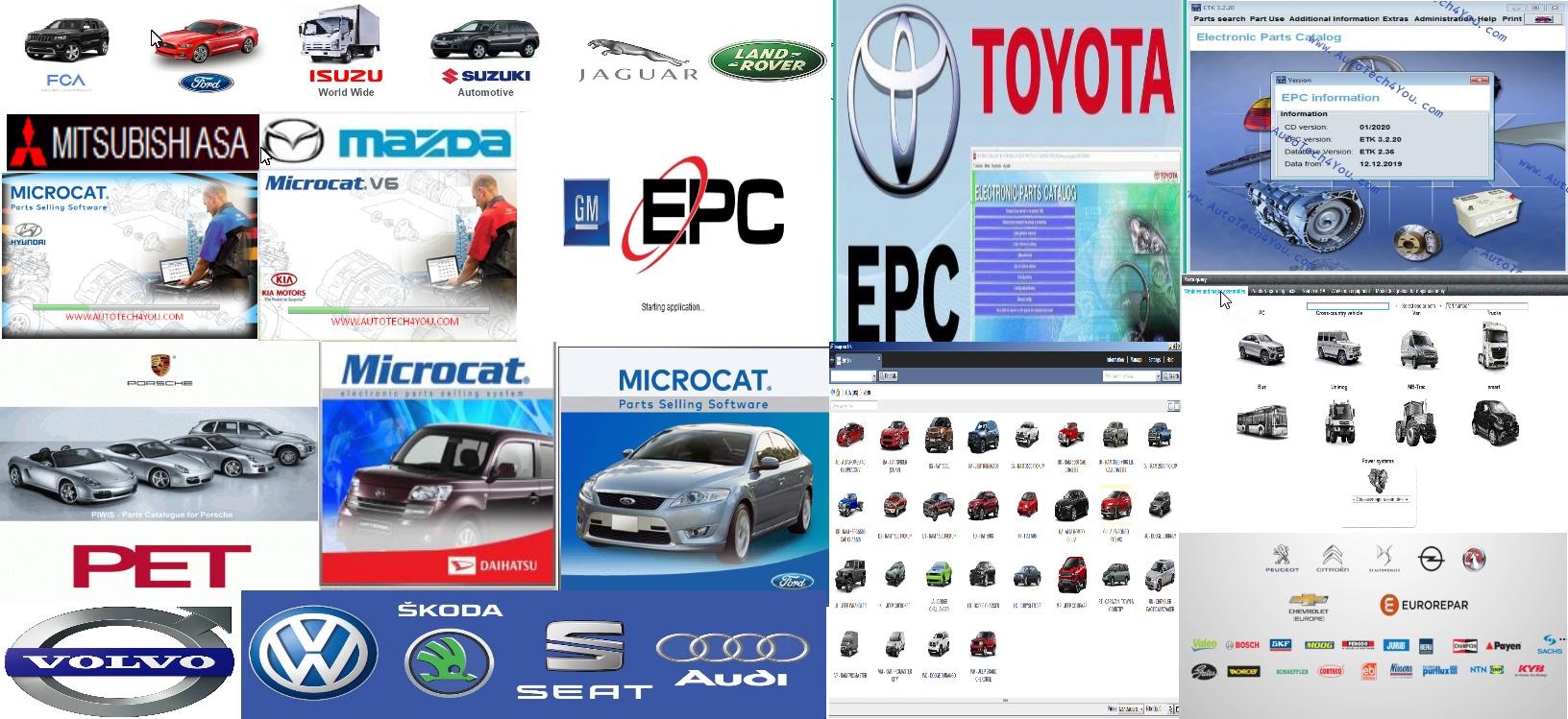EPC online